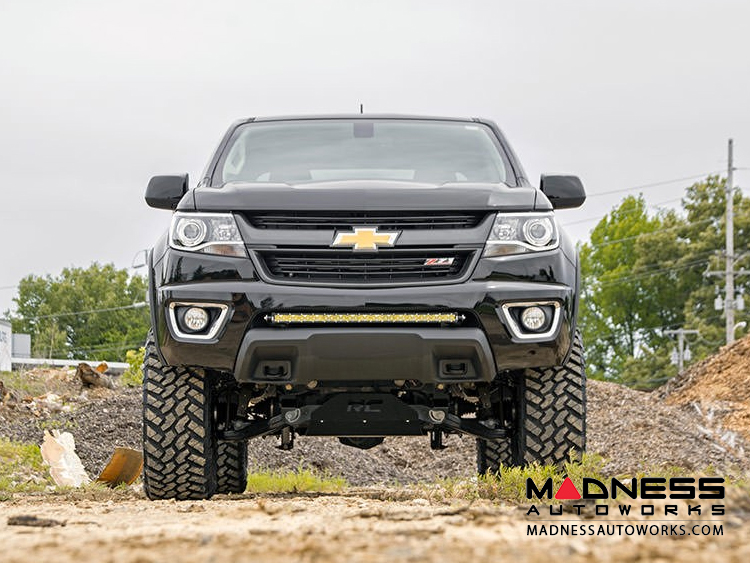 Lifted Chevy Colorado >> Chevy Colorado 4wd Suspension Lift Kit 6 Lift Madness Autoworks